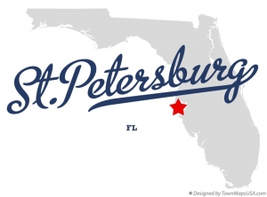 st.pete map
